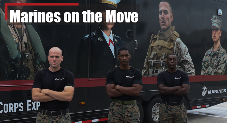 Marines on the Move