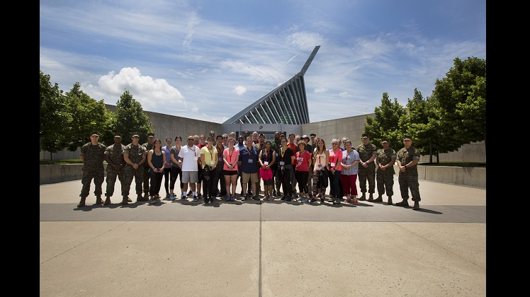 Educators, key leaders learn Marine Corps leadership at workshop
