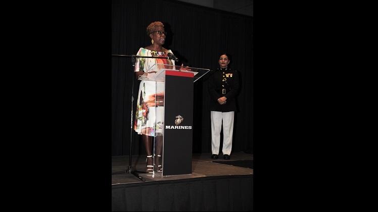 Marines engage with community during Marine Week Charlotte