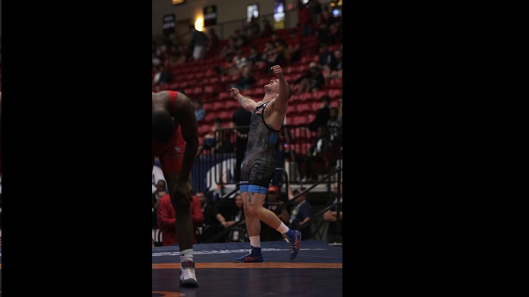 US Marines partner with and attend USA Wrestling championship