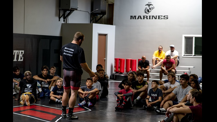 Warrior Mindset: The Treigning Lab