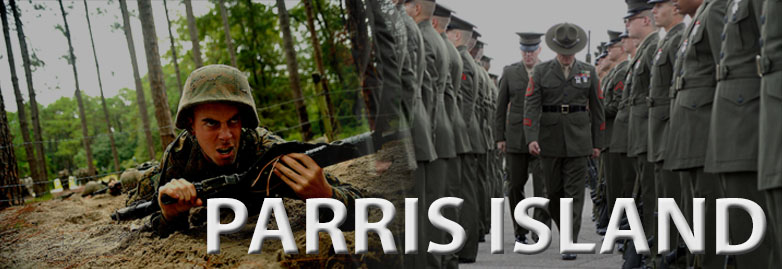 1st Marine Corps District > Unit Home > Parris Island